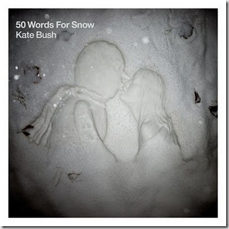 Kate Bush – 50 Words For Snow 2011 front