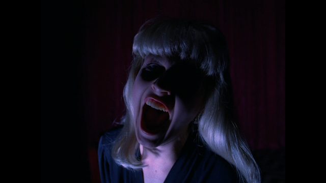 laura palmer screaming