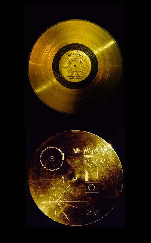 O disco deouro